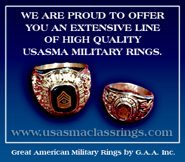 Solid 10k or 14K Gold Rings by G.A.A. Inc.
