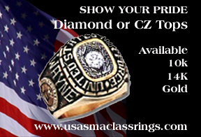 Diamond or CZ Stones Rings by G.A.A. Inc.
